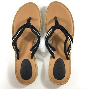 Sperry Anchor Coy Rope Flip Flop Sandals